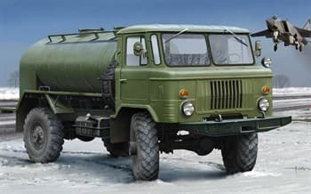 Купите Автомобиль  бензовоз ГАЗ-66 (1:35) в интернет-магазине «Лавка Орка». Доставка по РФ от 3 дней.