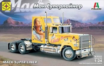 Купите Автомобиль МАК Суперлайнер (1:24) в интернет-магазине «Лавка Орка». Доставка по РФ от 3 дней.