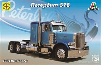 Купите Автомобиль Петербилт 378  (1:24) в интернет-магазине «Лавка Орка». Доставка по РФ от 3 дней.