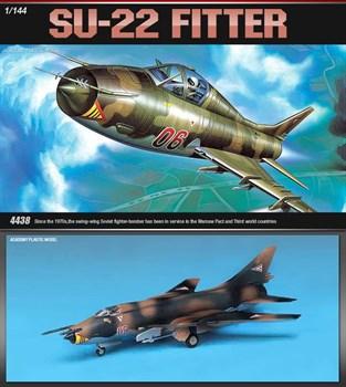 Купите Самолет Su-22 FITTER (1:144) в интернет-магазине «Лавка Орка». Доставка по РФ от 3 дней.