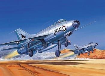 Купите Самолет M-21 FISHBED  (1:72) в интернет-магазине «Лавка Орка». Доставка по РФ от 3 дней.