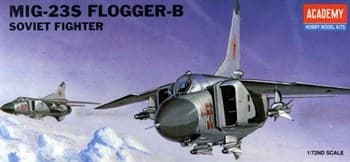 Купите Самолёт МиГ-23С Flogger-B (1:72) в интернет-магазине «Лавка Орка». Доставка по РФ от 3 дней.