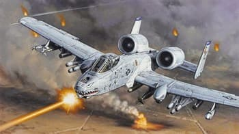 Купите Самолет  А-10 Тандерболт (1:144) в интернет-магазине «Лавка Орка». Доставка по РФ от 3 дней.