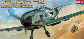 Купите Самолет + авто  Мессершмитт Bf-109 E + кеттенкрад (1:72) в интернет-магазине «Лавка Орка». Доставка по РФ от 3 дней.