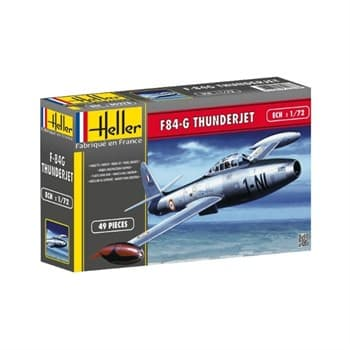 Купите Самолет  F-84G THUNDERJET (Patrouille de France) (1:72) в интернет-магазине «Лавка Орка». Доставка по РФ от 3 дней.