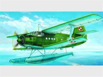 Купите Самолет  Ан-2М на поплавках (1:72) в интернет-магазине «Лавка Орка». Доставка по РФ от 3 дней.