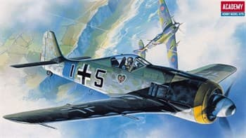 Купите Самолет  FOCKE-WULF FW190A-6/8  (1:72) в интернет-магазине «Лавка Орка». Доставка по РФ от 3 дней.