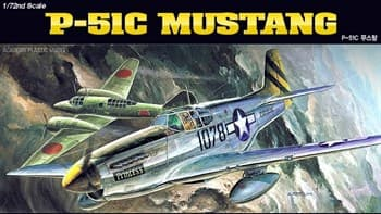 Купите Самолет  P-51C (1:72) в интернет-магазине «Лавка Орка». Доставка по РФ от 3 дней.