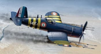 Купите Самолёт F4U-7 Corsair (1:72) в интернет-магазине «Лавка Орка». Доставка по РФ от 3 дней.