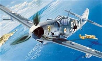 Купите Самолет  Bf.109 G-6 (1:72) в интернет-магазине «Лавка Орка». Доставка по РФ от 3 дней.