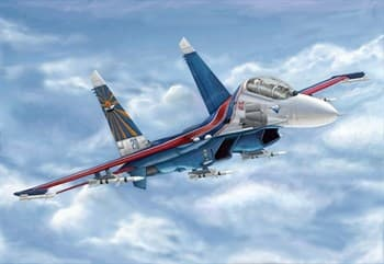 Купите Самолет  Су-27УБ (Flanker С) (1:144) в интернет-магазине «Лавка Орка». Доставка по РФ от 3 дней.