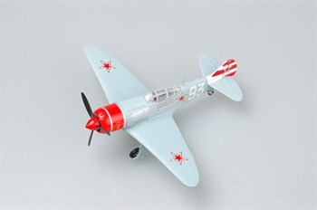 Купите Самолёт Ла-7 белый №93 Долгушин в интернет-магазине «Лавка Орка». Доставка по РФ от 3 дней.