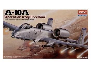 "Купите Самолет  A-10  ""Тандерболт"" II в Ираке (1:72) в интернет-магазине «Лавка Орка». Доставка по РФ от 3 дней."