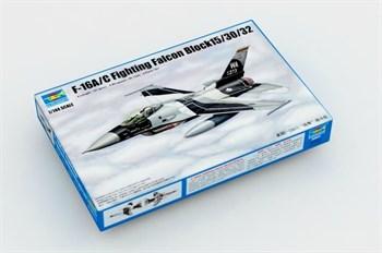 Купите Самолет  F-16B/D Fighting Falcon Block15/30/32 (1:144) в интернет-магазине «Лавка Орка». Доставка по РФ от 3 дней.
