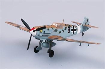 Купите Самолёт  Messerschmitt Bf109 E-7 trop JG27 (1:72) в интернет-магазине «Лавка Орка». Доставка по РФ от 3 дней.