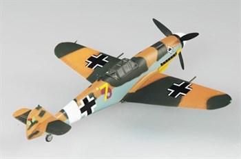 Купите Самолет  Мессершмитт BF-109G-2 III./JG53 1943 г. Тунис (1:72) в интернет-магазине «Лавка Орка». Доставка по РФ от 3 дней.