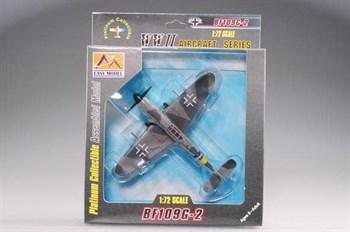 Купите Самолет  Мессершмитт BF-109G-2 VI./JG52 1942 г. Россия (1:72) в интернет-магазине «Лавка Орка». Доставка по РФ от 3 дней.
