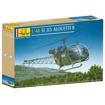 Купите Вертолет  SE 313 Алуэтт II  (1:48) в интернет-магазине «Лавка Орка». Доставка по РФ от 3 дней.