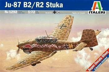 Купите Самолёт Ju-87 B-2/R-1 Stuka  (1:72) в интернет-магазине «Лавка Орка». Доставка по РФ от 3 дней.