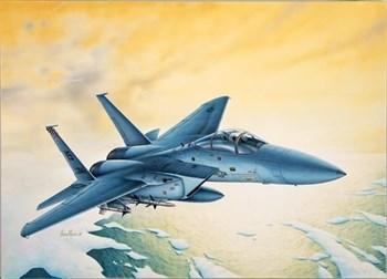 Купите Самолёт F-15C Eagle (1:72) в интернет-магазине «Лавка Орка». Доставка по РФ от 3 дней.