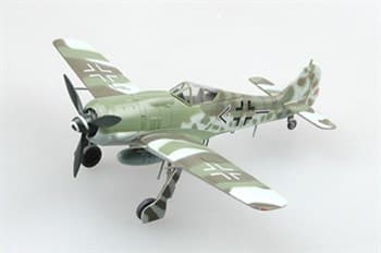 Купите Самолёт  Fw190 A-8, Дурт Булигин, JG2, лето 1944г. (1:72) в интернет-магазине «Лавка Орка». Доставка по РФ от 3 дней.