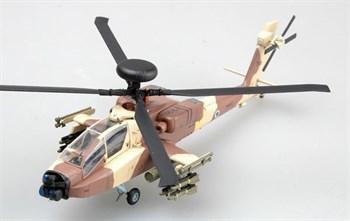 Купите Вертолёт  AH-64 ВВС Израиля №966 (1:72) в интернет-магазине «Лавка Орка». Доставка по РФ от 3 дней.
