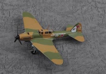 """Купите Самолет  IL-2M3 """"White 1"""" (1:72) в интернет-магазине «Лавка Орка». Доставка по РФ от 3 дней."""