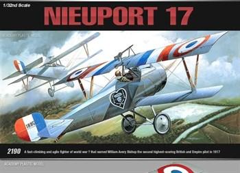 Купите Самолет  NIEUPORT 17 (1:32)в интернет-магазине «Лавка Орка». Доставка по РФ от 3 дней.
