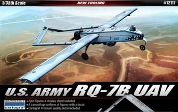 Купите Самолёт  RQ-7B (1:35) в интернет-магазине «Лавка Орка». Доставка по РФ от 3 дней.