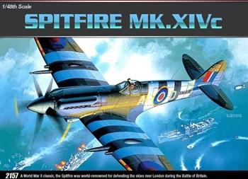 Купите Самолёт  Spitfire Mk.14C (1:48) в интернет-магазине «Лавка Орка». Доставка по РФ от 3 дней.