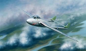 Купите Самолет  Vampire FB.MK.5 (1:48) в интернет-магазине «Лавка Орка». Доставка по РФ от 3 дней.