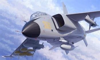 Купите Самолет  PLA JH-7A Flying Leopard (1:72) в интернет-магазине «Лавка Орка». Доставка по РФ от 3 дней.
