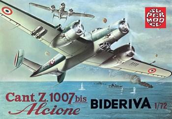 Купите Самолет  Кант Z.1007bis Алционе (1:72) в интернет-магазине «Лавка Орка». Доставка по РФ от 3 дней.