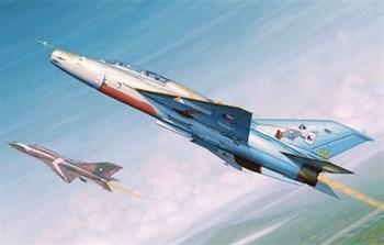 Купите  Самолет  MiG-21UM Fighter (1:48) в интернет-магазине «Лавка Орка». Доставка по РФ от 3 дней.