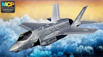 Купите  Самолет  F-35A Lightining II  (1:72) в интернет-магазине «Лавка Орка». Доставка по РФ от 3 дней.