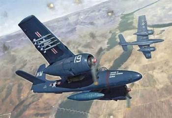 Купите  Самолет  F7F-3 Tigercat (1:48) в интернет-магазине «Лавка Орка». Доставка по РФ от 3 дней.