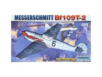 Купите  Самолет  Мессершмитт BF-109Т-2 (1:48) в интернет-магазине «Лавка Орка». Доставка по РФ от 3 дней.