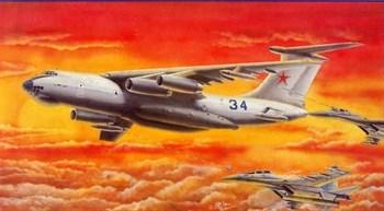 Купите  Самолет  Ил-78 (1:144) в интернет-магазине «Лавка Орка». Доставка по РФ от 3 дней.