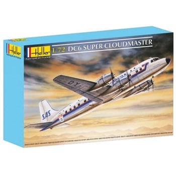 Купите  Самолет  DC6 Супер Глобемастер (1:72) в интернет-магазине «Лавка Орка». Доставка по РФ от 3 дней.