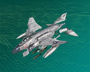 "Купите Самолет 1/72 F-4J ""Sнowtime 100"" (1:72) в интернет-магазине «Лавка Орка». Доставка по РФ от 3 дней."