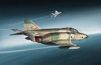Купите Самолёт RF-4E/F Phantom II (1:48) в интернет-магазине «Лавка Орка». Доставка по РФ от 3 дней.