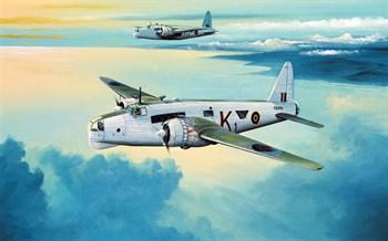 """Купите Самолет  """"Веллингтон"""" GR.Мк.IXV (1:72) в интернет-магазине «Лавка Орка». Доставка по РФ от 3 дней."""