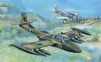 Купите Самолет  US A-37A Dragonfly Light Ground-Attack Aircraft (1:48) в интернет-магазине «Лавка Орка». Доставка по РФ от 3 дней.
