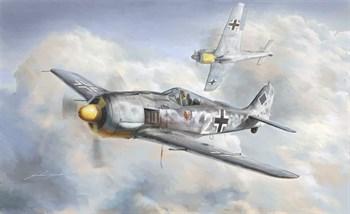 Купите Самолёт FW190 A-8 (1:48) в интернет-магазине «Лавка Орка». Доставка по РФ от 3 дней.
