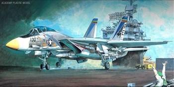 Купите Самолёт  F-14A Томкэт (1:48) в интернет-магазине «Лавка Орка». Доставка по РФ от 3 дней.