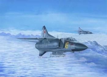 Купите Самолёт  МиГ-23 М (1:48) в интернет-магазине «Лавка Орка». Доставка по РФ от 3 дней.