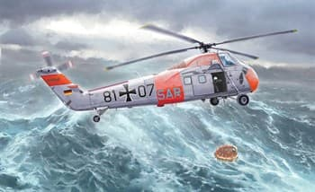 Купите Вертолёт UH-34J (1:48) в интернет-магазине «Лавка Орка». Доставка по РФ от 3 дней.