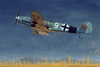 Купите Самолет  Messerschmitt Bf 109 G-10 (1:32) в интернет-магазине «Лавка Орка». Доставка по РФ от 3 дней.