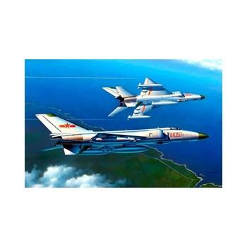 Купите Самолёт  J-8 IIB (1:48) в интернет-магазине «Лавка Орка». Доставка по РФ от 3 дней.