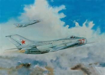 Купите Самолет  МиГ-19C (1:48) в интернет-магазине «Лавка Орка». Доставка по РФ от 3 дней.